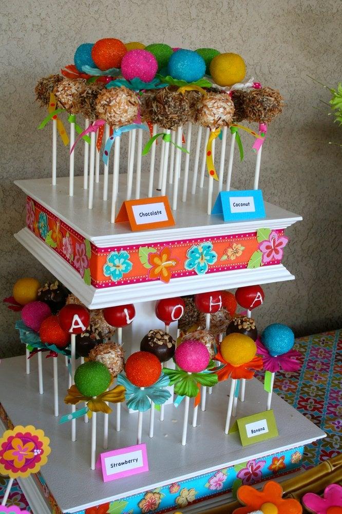 Cake Pop Holder Party City