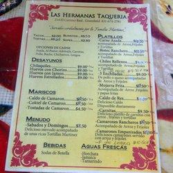 Photo Of Las Hermanas Taqueria Greenfield Ca United States