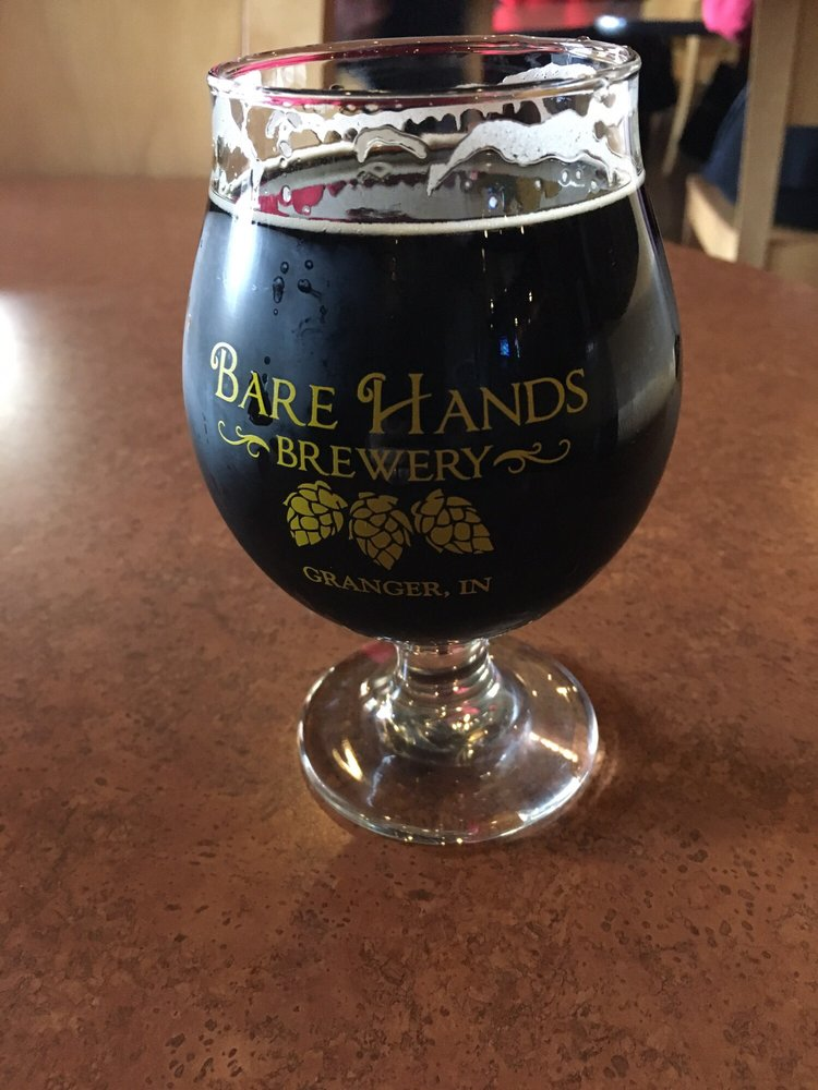Bare Hands Brewery: 12804 Sandy Ct, Granger, IN