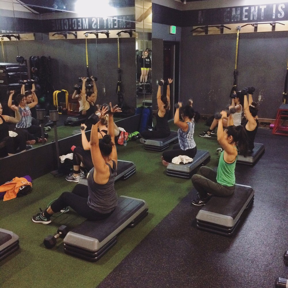 M6 Fitness: 258 Lombard St, Thousand Oaks, CA