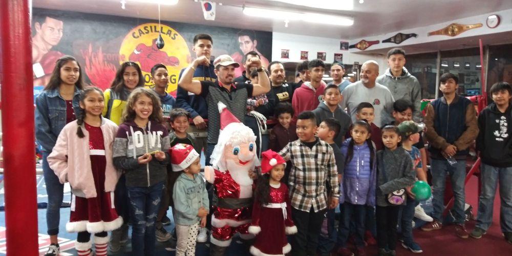 Casillas Boxing Club: 11124 Atlantic Blvd, Lynwood, CA