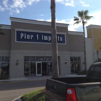 Pier 1 Imports Home Decor 330 Cbl Dr St Augustine Fl United States Phone Number Yelp