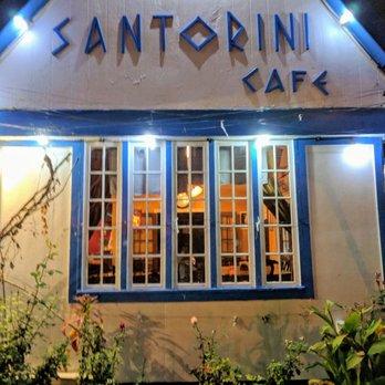 Santorini Cafe Austin Tx
