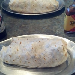 Photo Of Pancheros Mexican Grill Fort Dodge Ia United States En Burrito