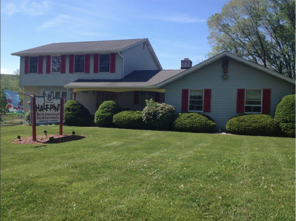 Half Pint Early Learning & Childcare Center: 432 State Rt 57 W, Washington, NJ
