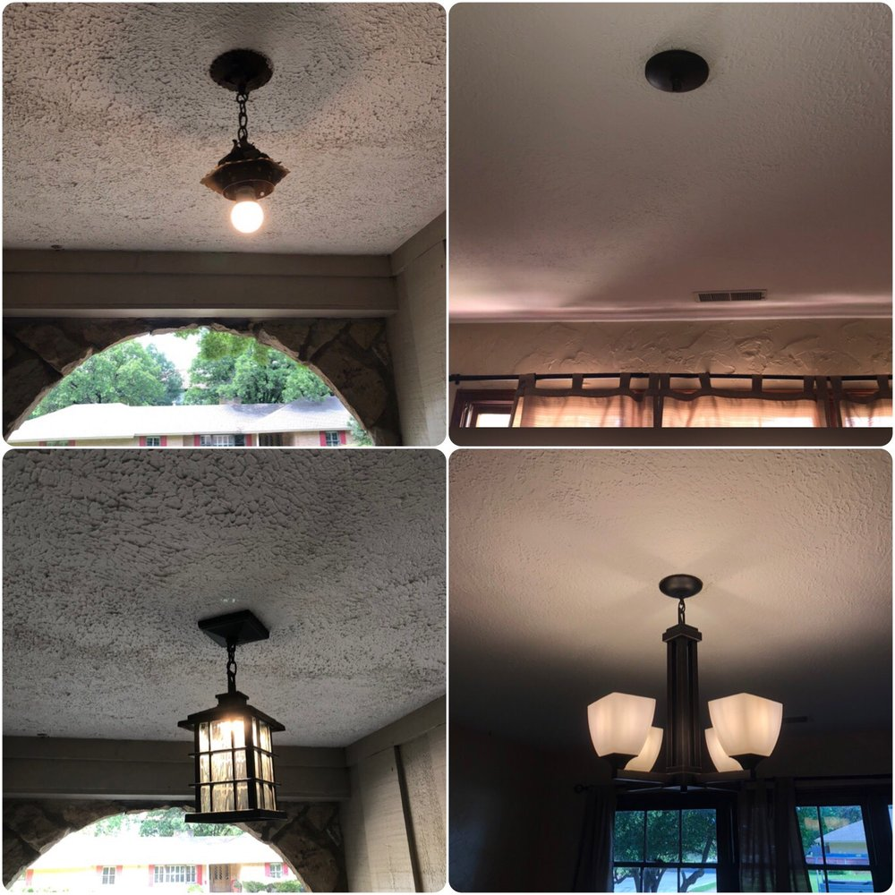 All Electric Service: 6012 Harrison Way, Watauga, TX