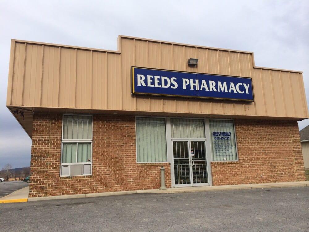 Reed's Pharmacy: 2832 Northwestern Pike, Capon Bridge, WV