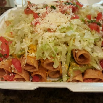 Temple Heights Mexican Food