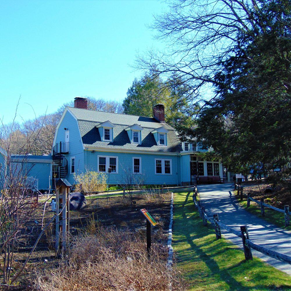 Blue Hills Trailside Museum