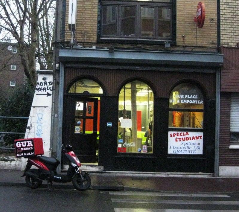 gur kebab - fast food - 107 grande rue, roubaix, nord - restaurant