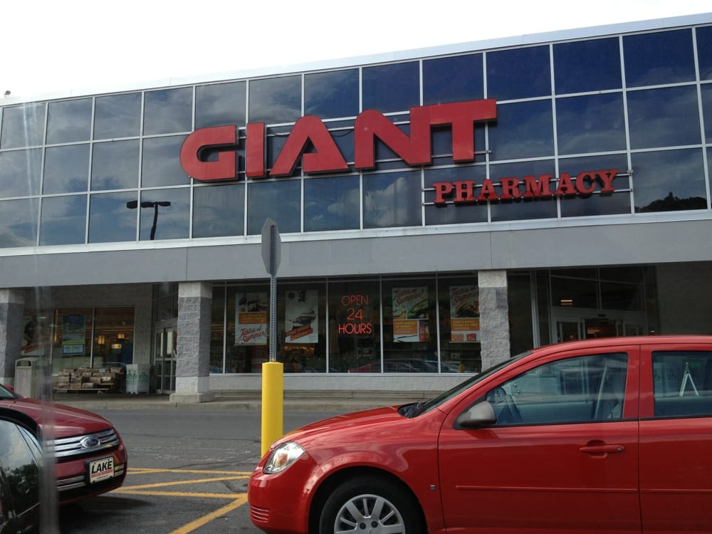 Giant Food Store Grant Ave