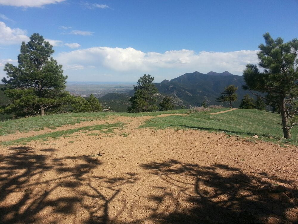 Bald Mountain Scenic Area: Boulder, CO