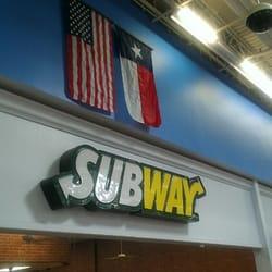 Subway Sandwiches 1401 N Saginaw Blvd Far Northwest Saginaw