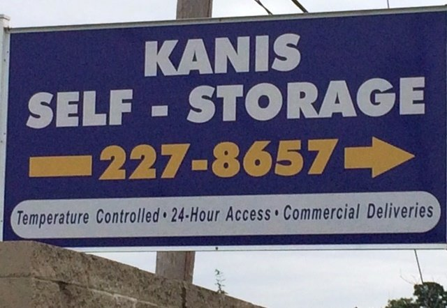 Kanis Self Storage