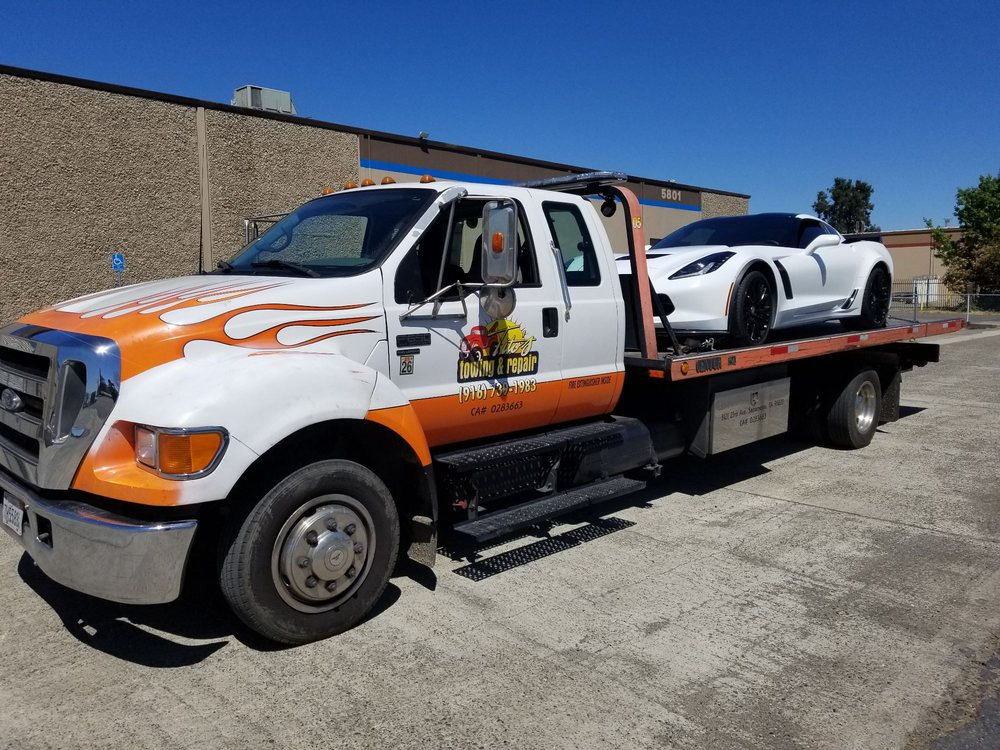 Tito's Towing And Repair
