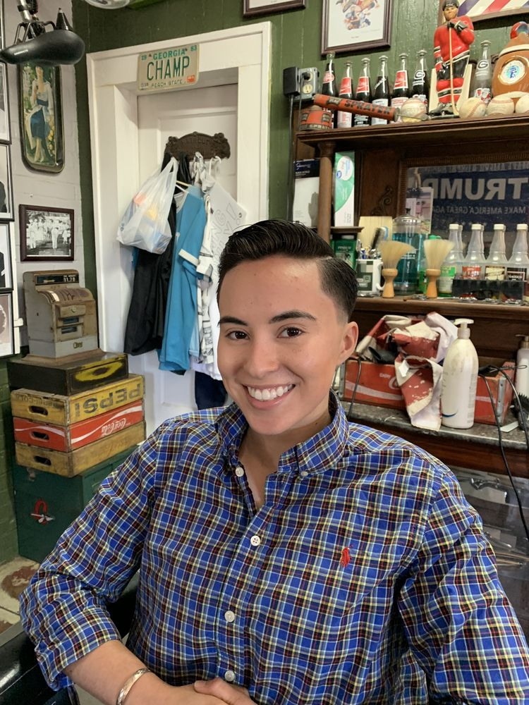 Champ's Barbershop: 17 Noble St, Cartersville, GA