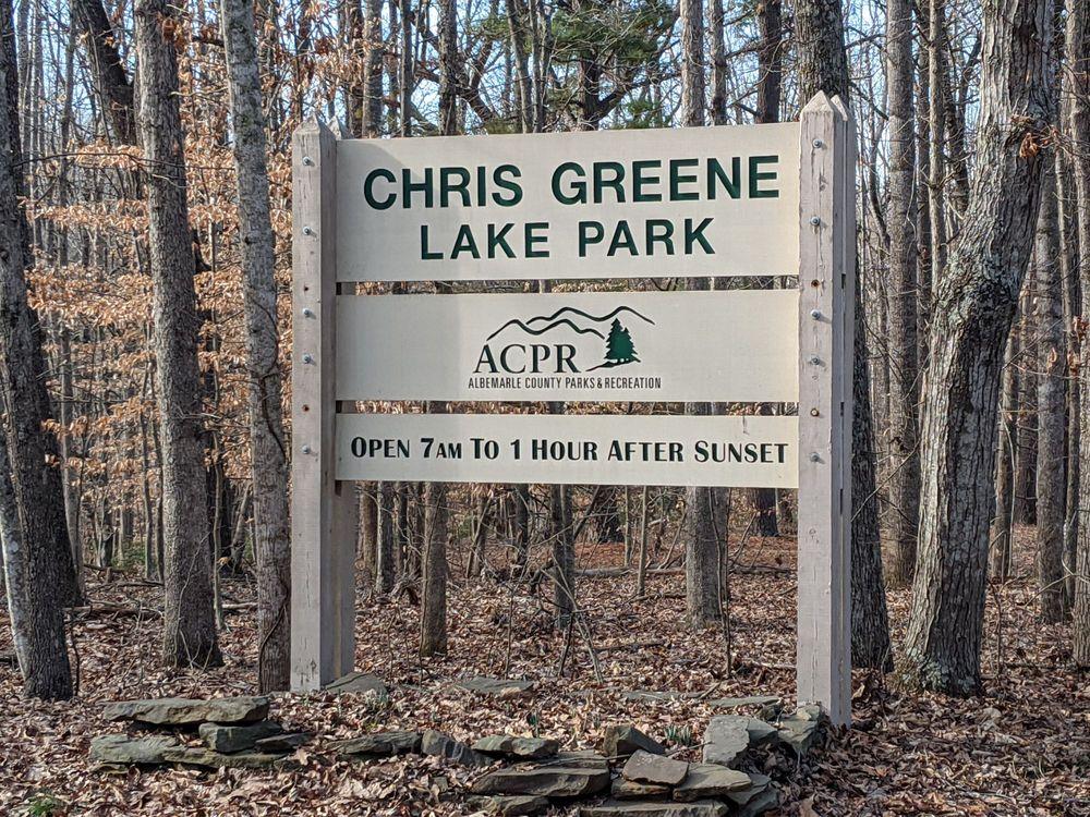 Chris Greene Lake: Chris Greene Lake Rd, Charlottesville, VA