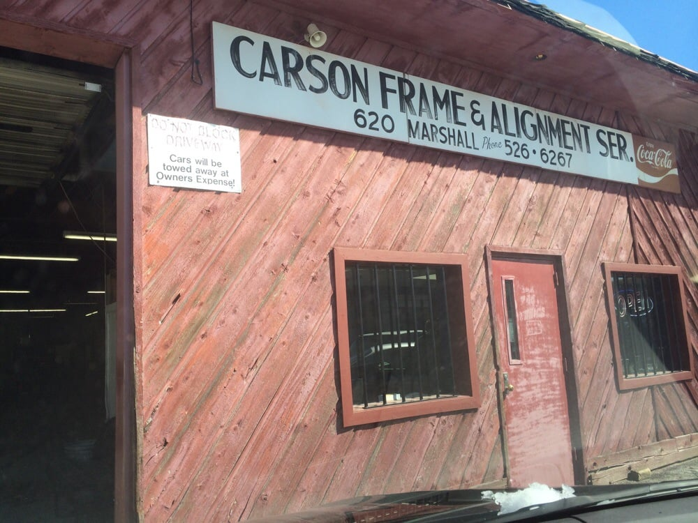 Carson Frame and Alignment Service