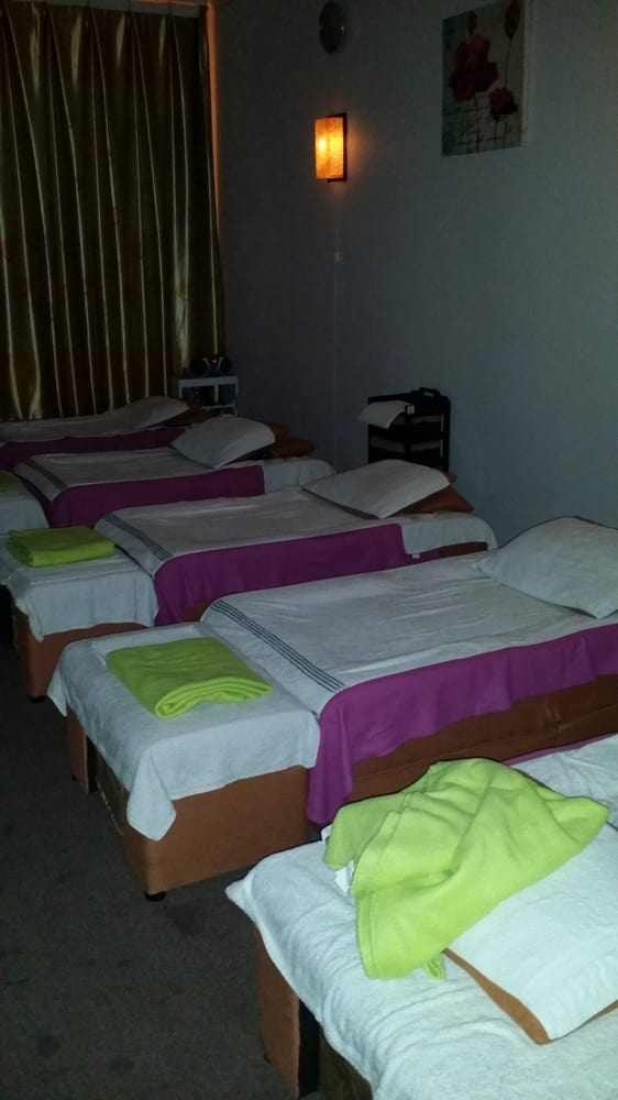 Jun Massage || foot massage || body massage || in los ...