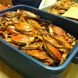 Photo Of Crabs On The Beach Cocoa Fl United States Yummy