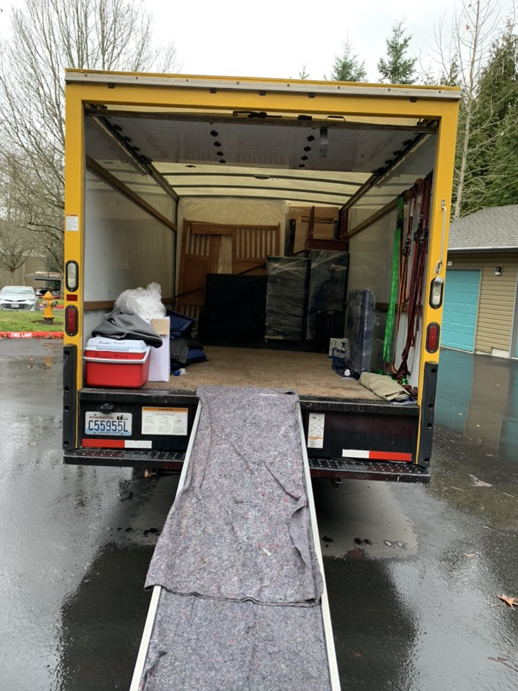 Always Movin' Moving Company: 17003 9th Ave Se, Mill Creek, WA