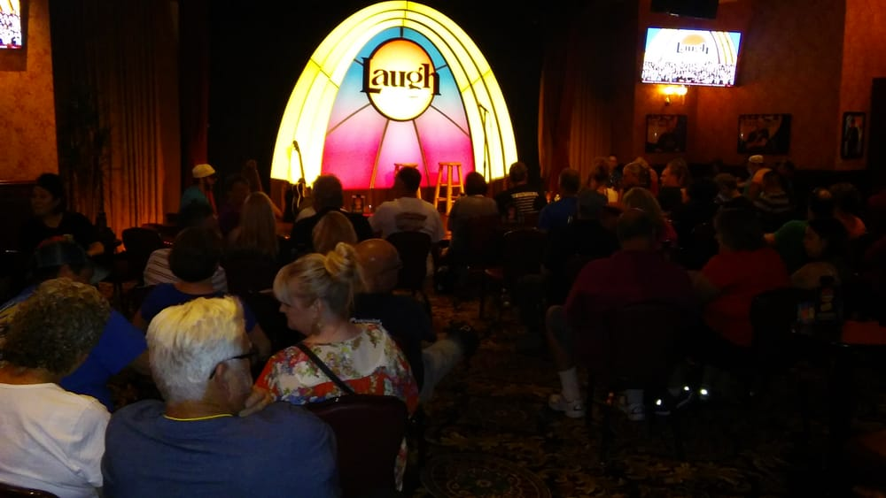 Laugh Factory Reno