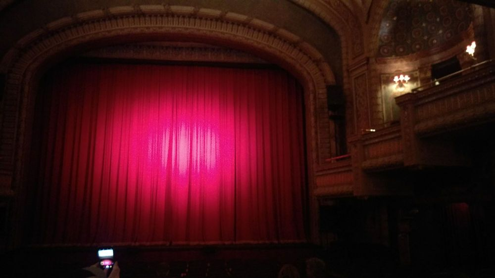 The Red Curtain Yelp