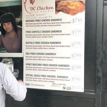 Dc Chicken Food Truck 26 Photos 38 Reviews Food Trucks Shaw