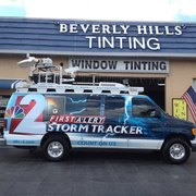 Photo Of Beverly Hills Window Tinting Treatments Fort Myers Fl United States