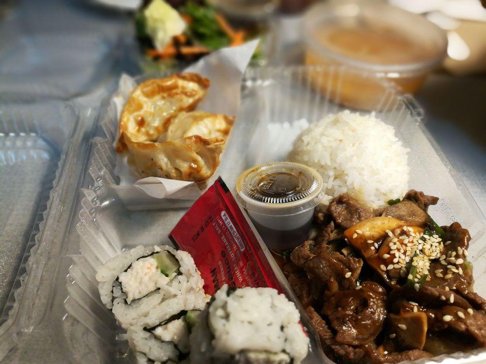 Sushi & Bento
