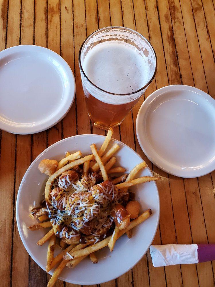 A Frame Bar & Grill: 71 Twin Oaks Shore, Bottineau, ND