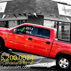 Midtown Auto Sales >> 505 Auto Sales Used Car Dealers 1540 Candelaria Rd Ne