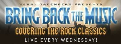 Jerry Greenberg Presents Bringing Back the Music