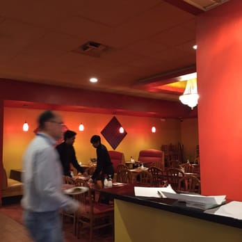 Photo Of Rasoi Restaurant College Park Md United States Seating Area