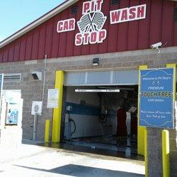 Pitstop Carwash Car Wash 1560 S Academy Blvd Colorado