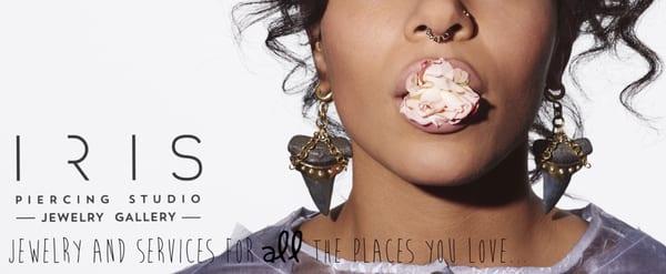 bd5ae6df5 Iris Piercing Studios & Jewelry Gallery 216 E 13th Ave Denver, CO ...