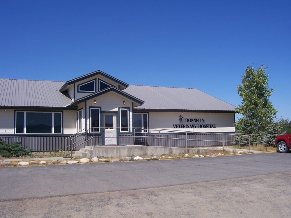 Donnelly Veterinary Hospital: 8 Coho Lane, McCall, ID