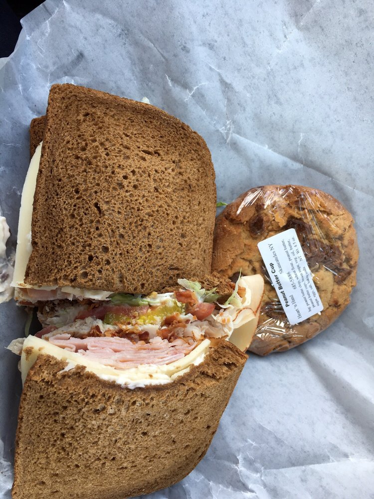 The Deli: 12 W Genesee St, Baldwinsville, NY