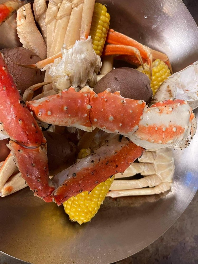 Food from Juicy Seafood
