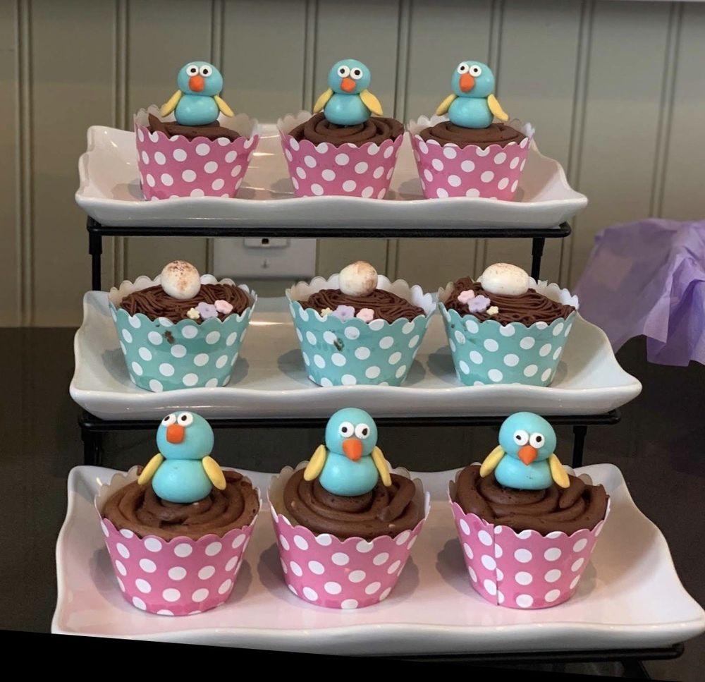 The Eggless Cake Box: 18624 45th Dr SE, Bothell, WA