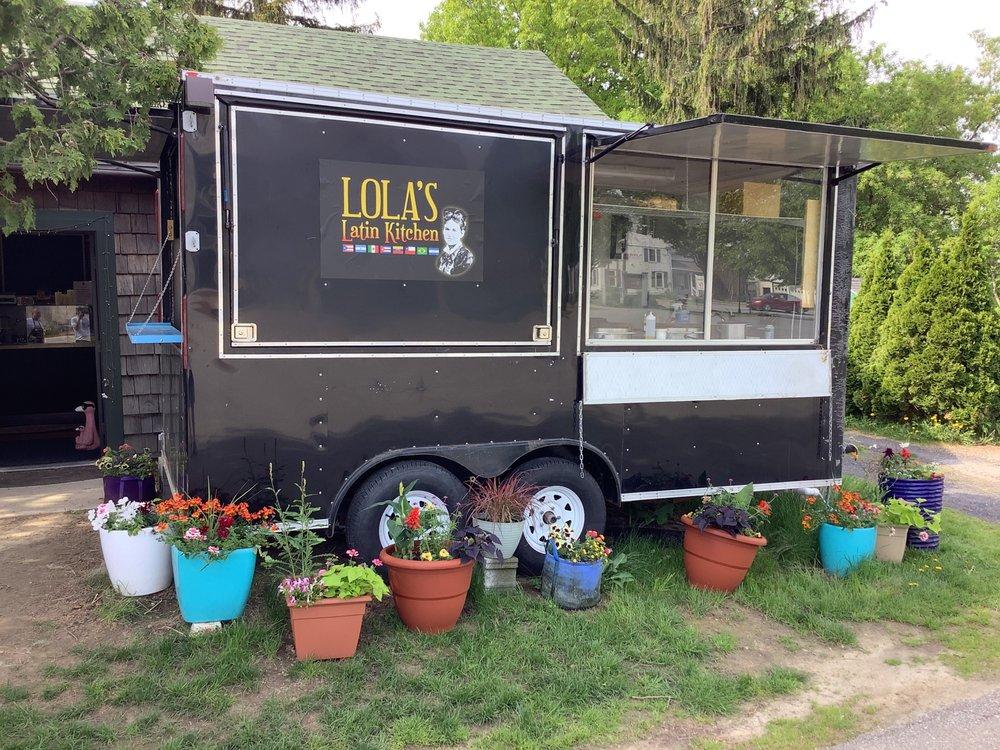 Lola's Latin Kitchen: 6 South St, South Hero, VT