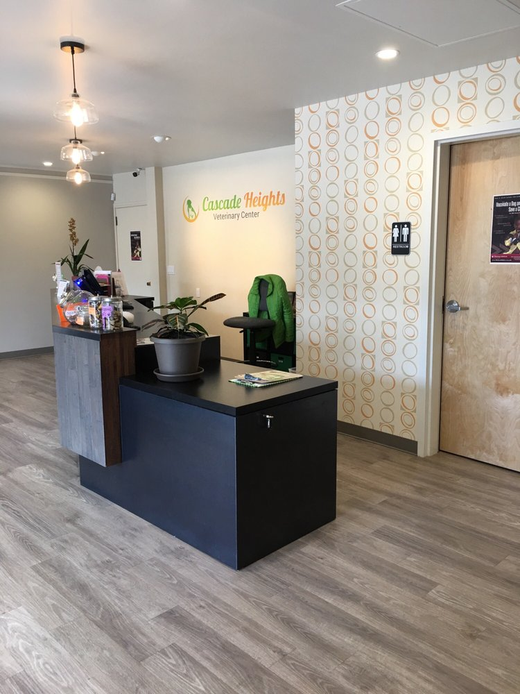 Cascade Heights Veterinary Center: 9832 15th Ave SW, Seattle, WA