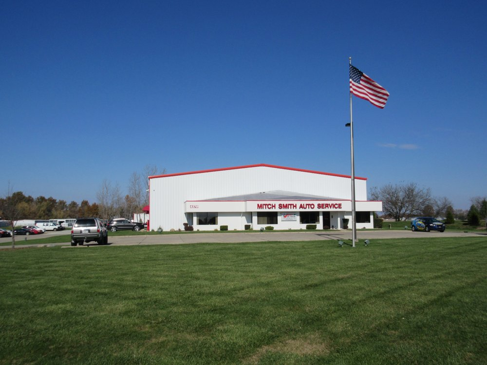 Mitch Smith Auto Service: 4570 W State Rd 32, Anderson, IN