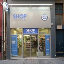 Shop Coiffure Kosmetikprodukte 4 Rue Saint Jacques Grenoble