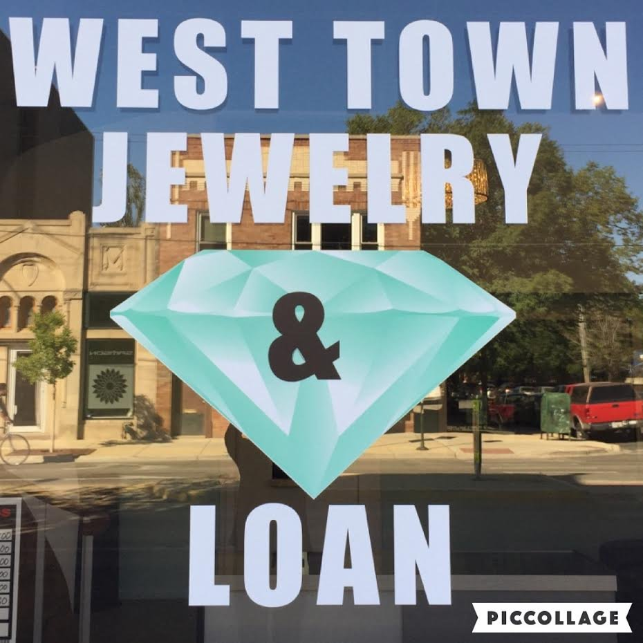 West Town Jewelry & Loan: 2059 W Chicago Ave, Chicago, IL