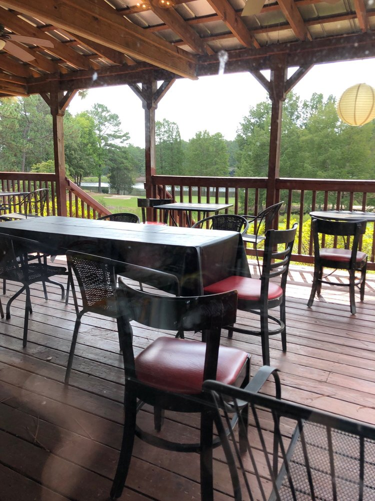 Whispering Woods Cafe: 26 Sandpiper Dr, Whispering Pines, NC