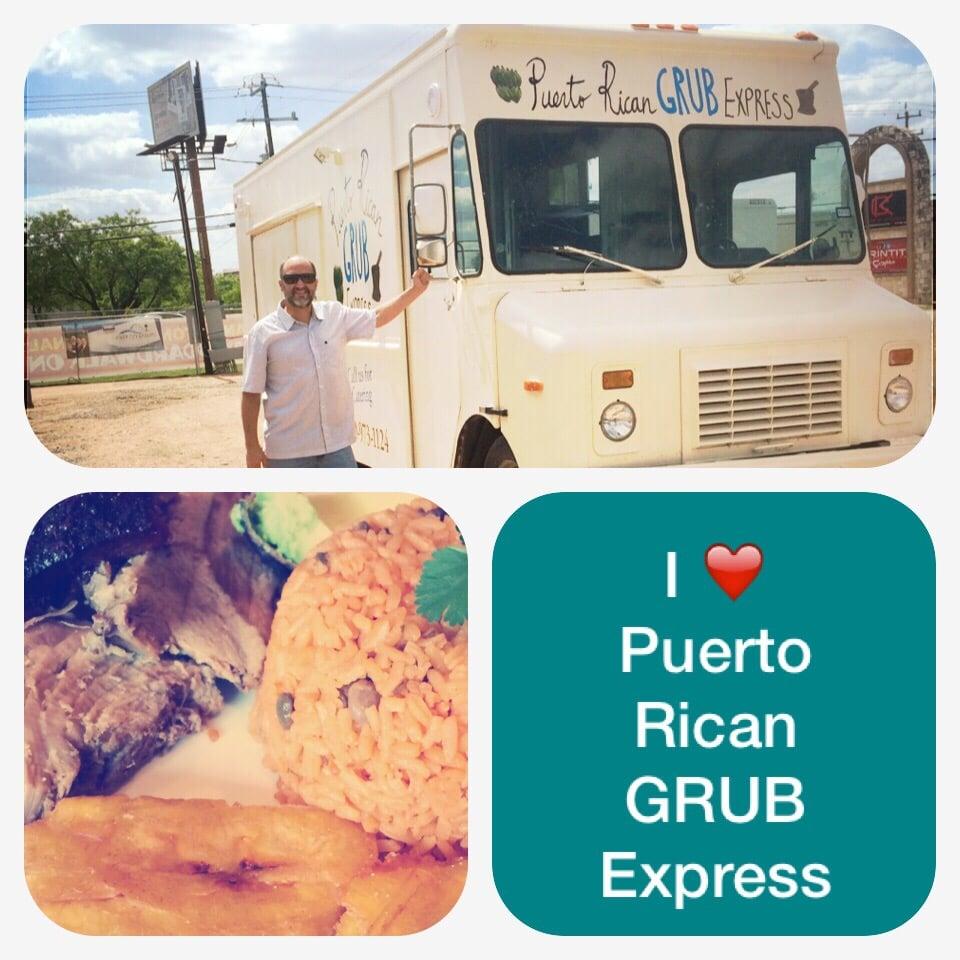 Puerto Rican Food Truck In San Antonio