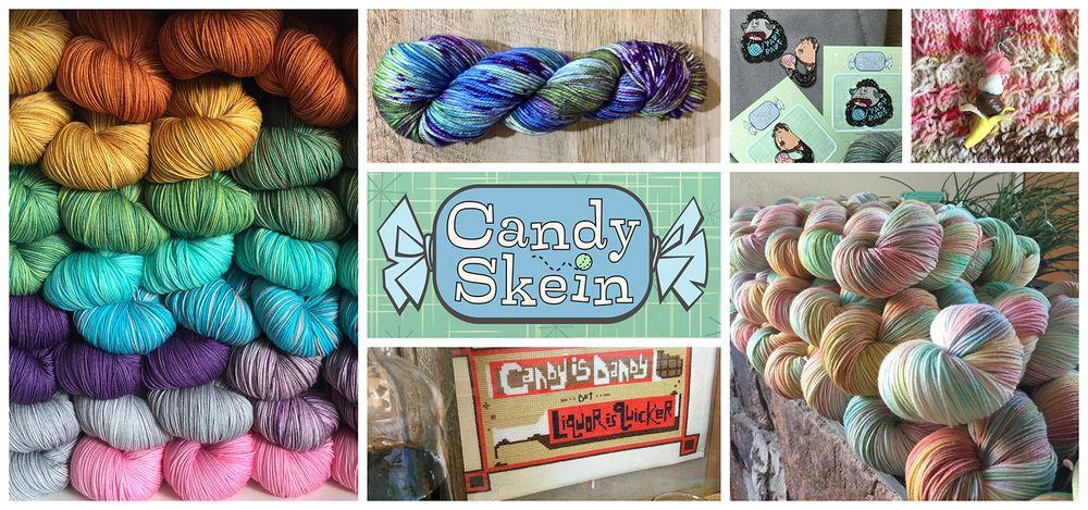 Candy Skein Yarn & Crafts: 382 12th St, Astoria, OR