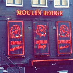 That would Moulin rouge real sex rather good
