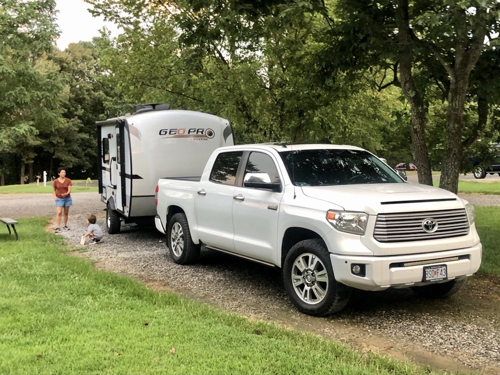 Stage Coach Station Campground